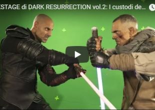 BACKSTAGE DARK RESURRECTION VOL. 2: I CUSTODI DELLA FORZA