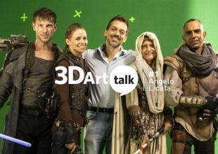 3DArt Talk: Interview with Angelo Licata
