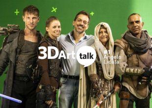 3DArt Talk: Intervista ad Angelo Licata